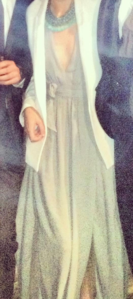 robe vanessa bruno
