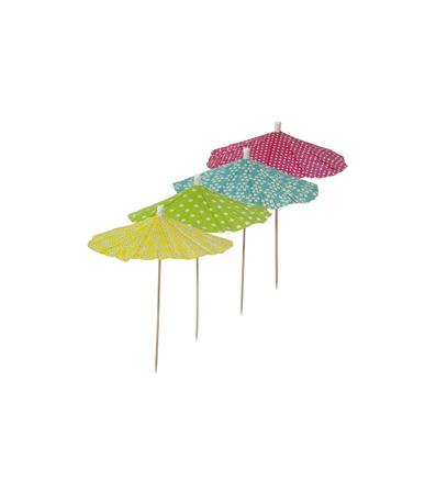 10 parasols , 1,75€