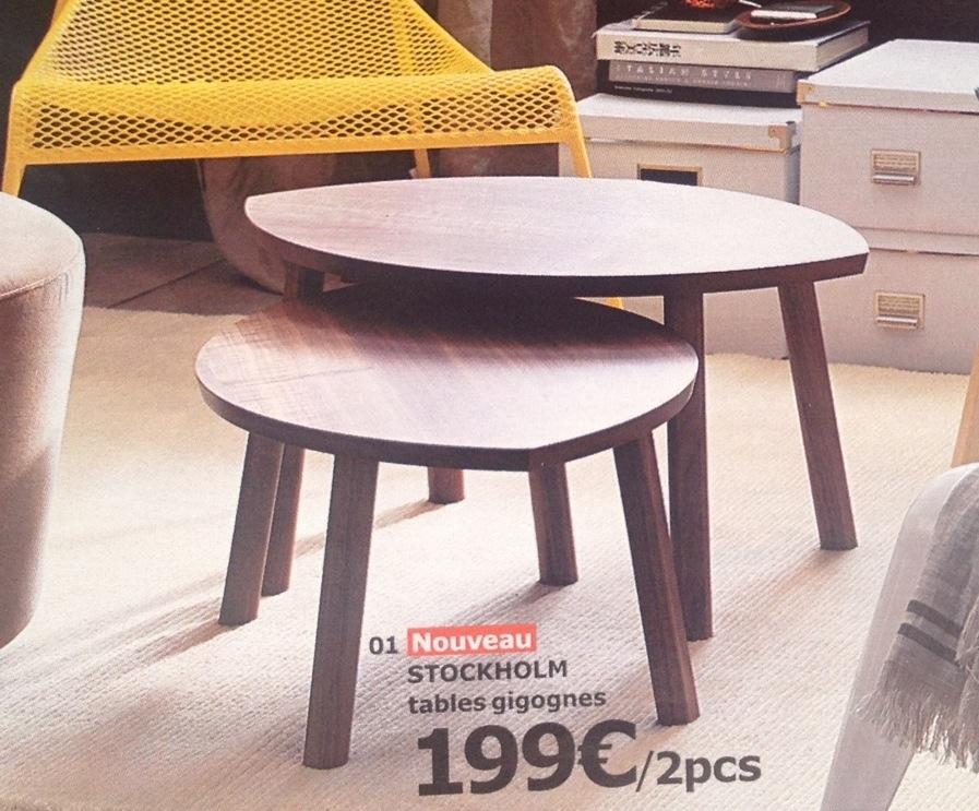 table basse gigogne ikea. Black Bedroom Furniture Sets. Home Design Ideas