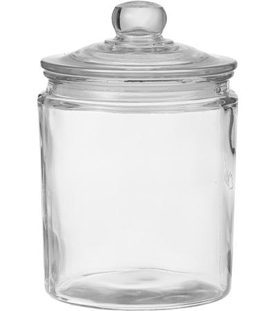 Bocal en verre , 7€