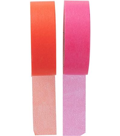 2 rouleaux de masking tape, 2,50€