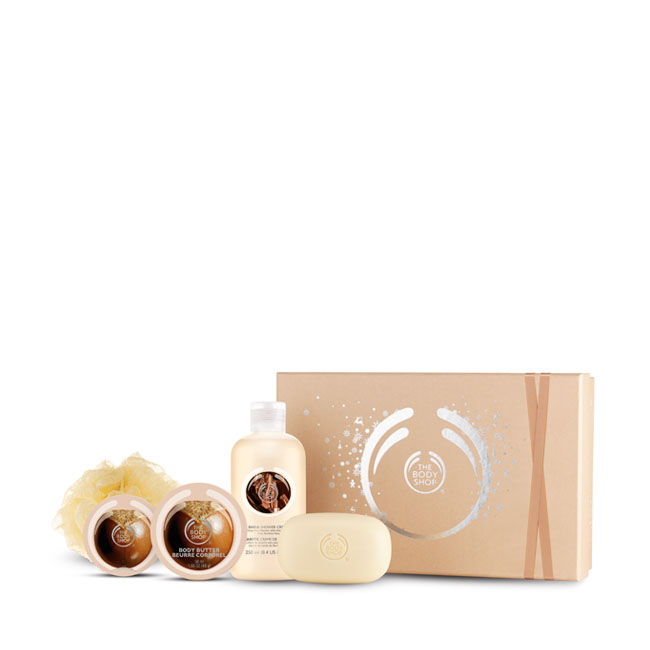 Coffret The Body Shop - 22€
