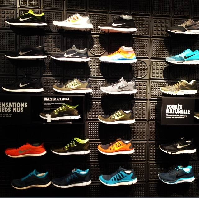 boutique nike boulevard saint michel