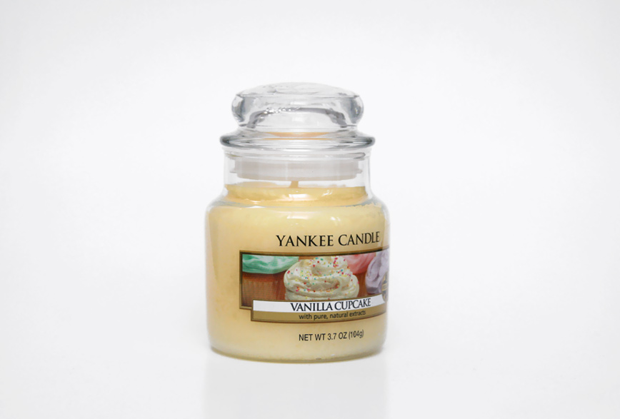 Bougie vanille Yankee Candle - 11,80€