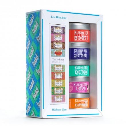 Coffret thés Kusmi Tea - 23,50€