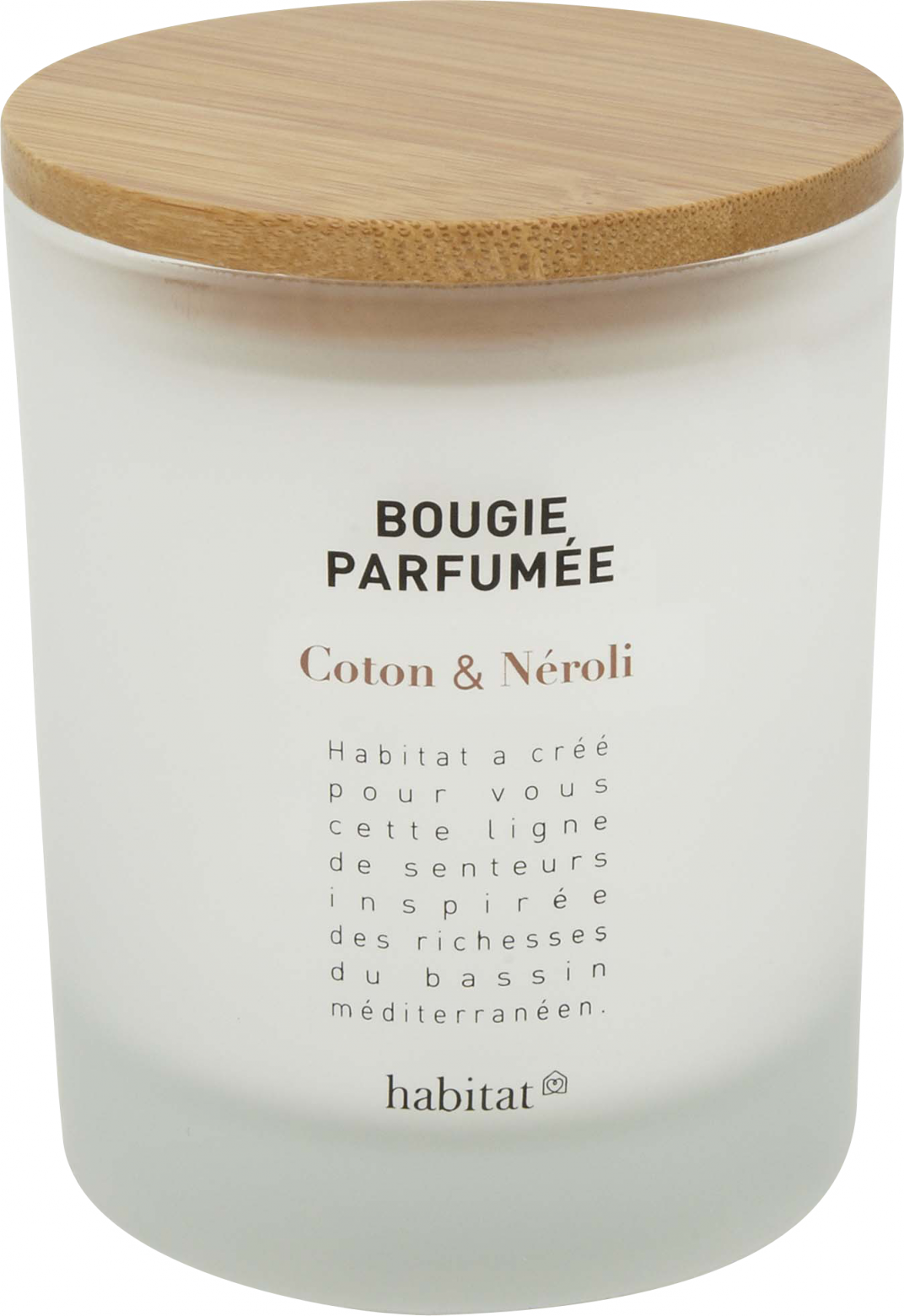 Bougie parfumée Habitat - 20,90€