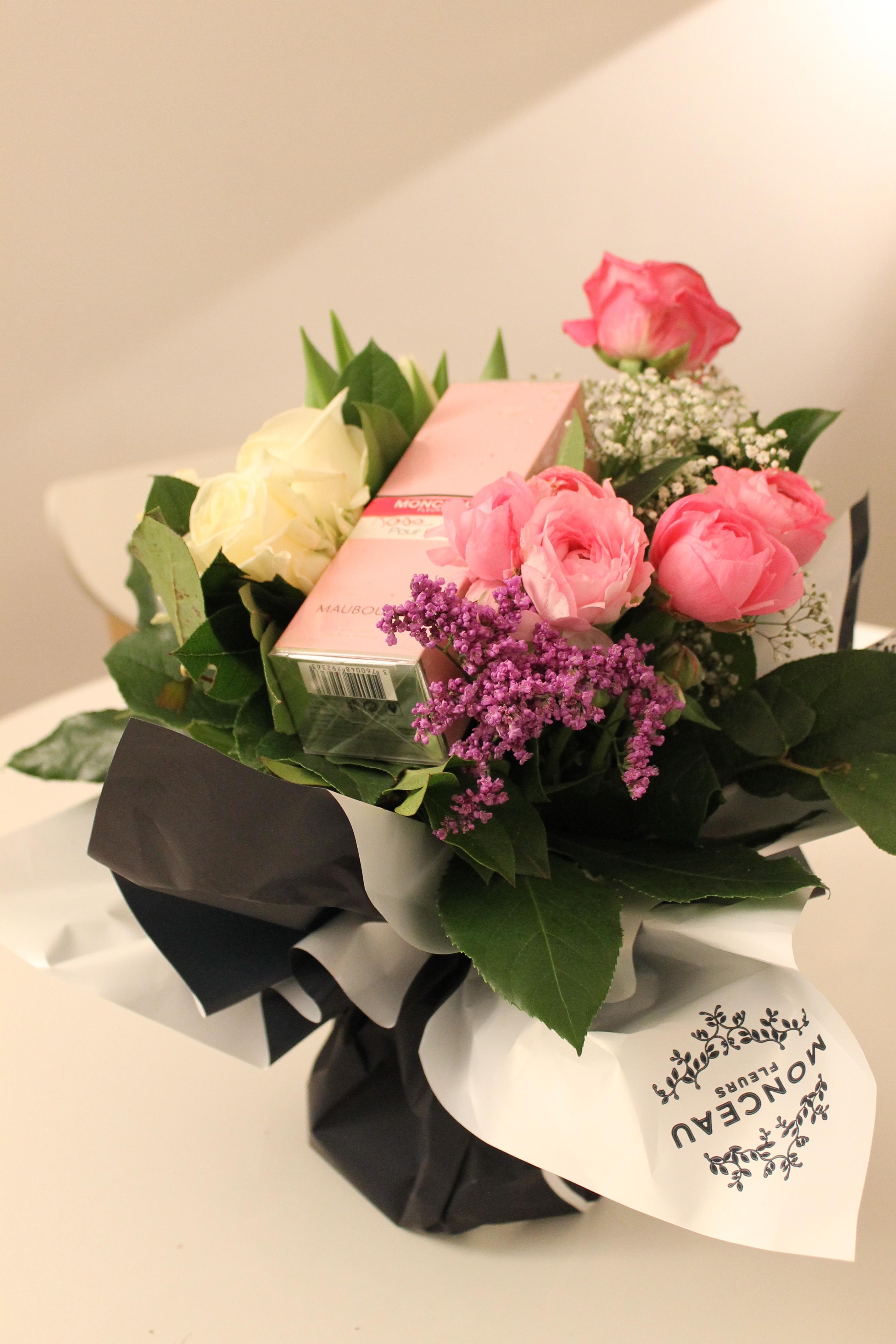 Bouquet De Fleur Pour St Valentin le bouquet parfait pour la saint valentin – rise and shine