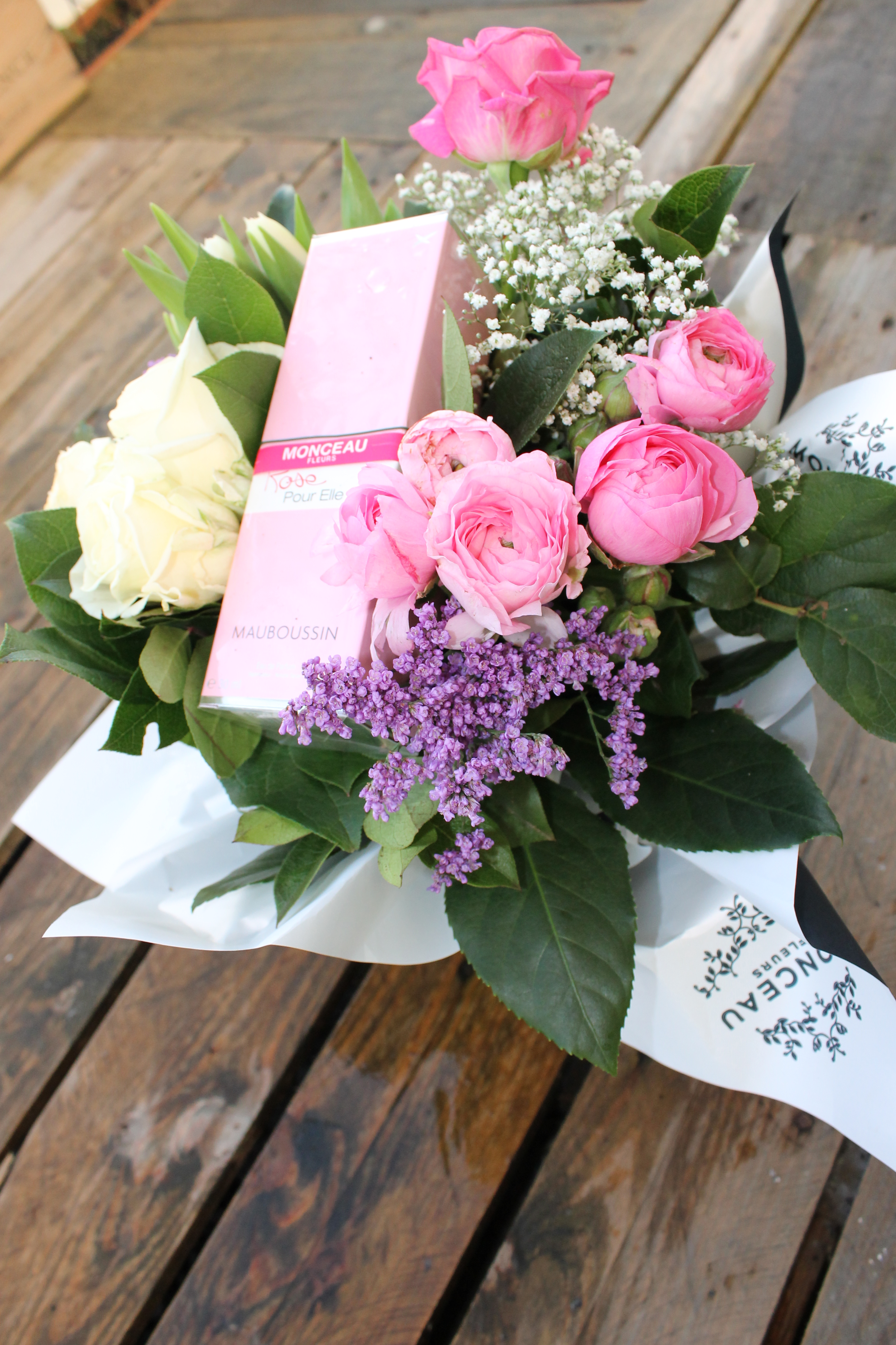 Le bouquet parfait pour la saint valentin rise and shine for La saint parfait