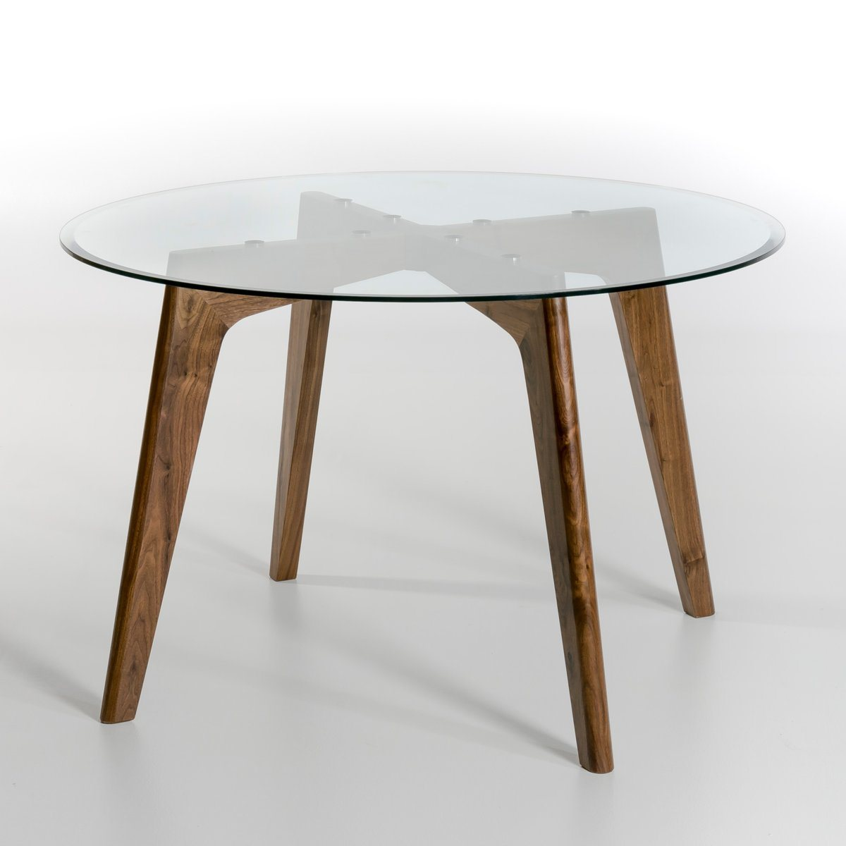 Nouveaut s ampm rise and shine for Table salle a manger en verre design ronde