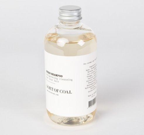 Shampoing à base de vinaigre de bois, Sort of Coal, 20€