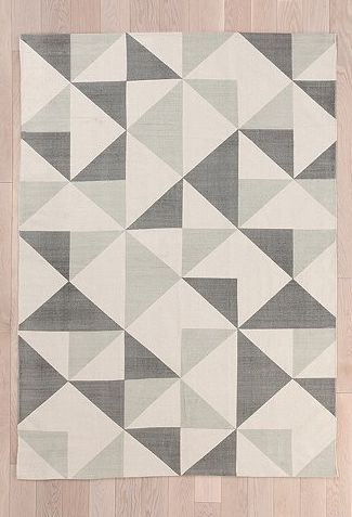 Tapis à Motifs Urban Outfitters Rise And Shine