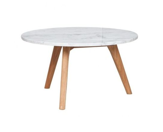 Table basse Marble wood, Fleux, 189€