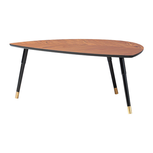 LÖVBACKEN Table basse, brun moyen, IKEA, 69,90€