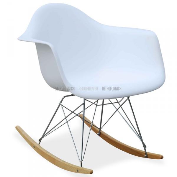 Reproduction chaise à bascule RAR de Eames, Retro Furnish, 99€