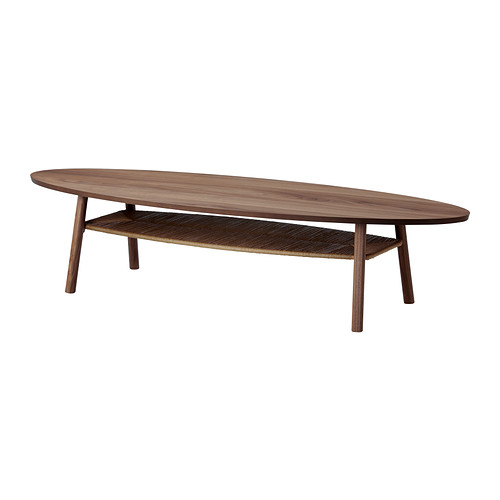 Table basse Stockholm, IKEA, 229€