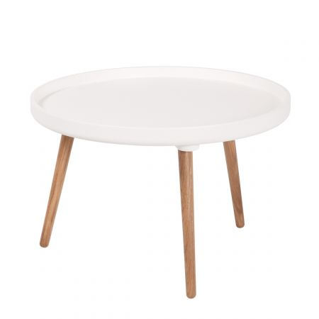 Table basse ronde Kompass Ø55 basse, Drawer, 99,90€