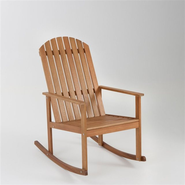 Rocking chair eucalyptus FSC, 129€