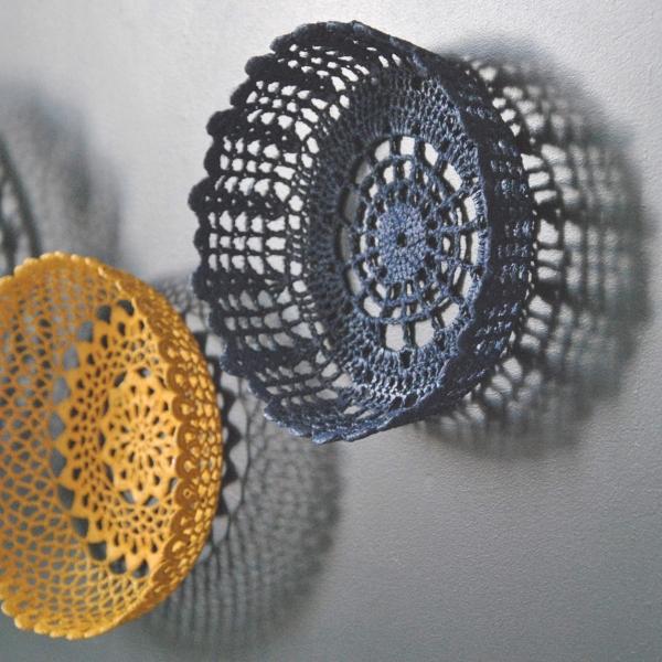 Corbeille en crochet, Maillo design textile, 29,90€