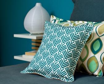 cr ations textiles de mademoiselle dimanche rise and shine. Black Bedroom Furniture Sets. Home Design Ideas