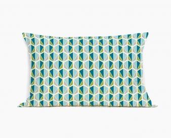 coussin-design-facettes-vert-bleu-vintage